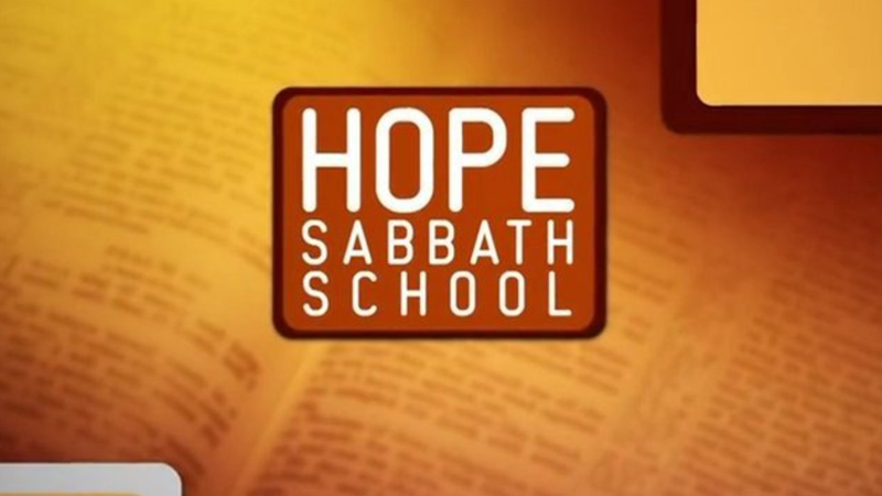 Image result for hope tv sabbath school